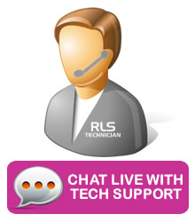 Chat now with RLS Tech Support